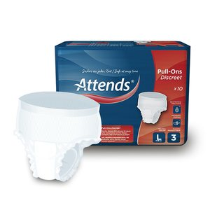 Attends Pull-Ons 3 L Discreet